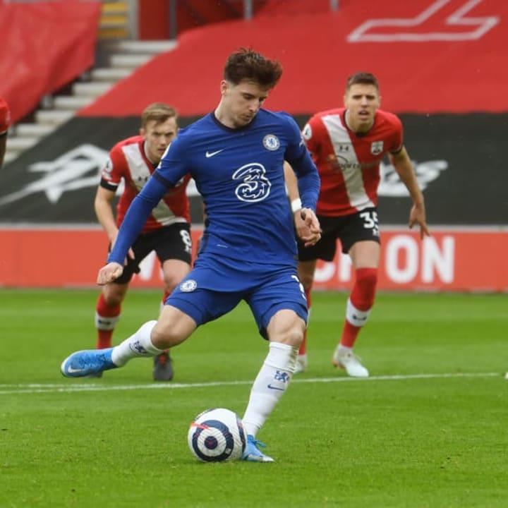 Mount was Chelsea's saviour against Southampton