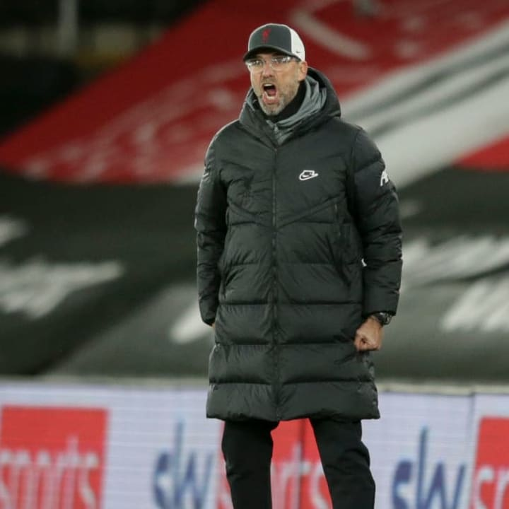 Nach der 0:1-Niederlage regte sich bei Jürgen Klopp mal wieder eine Portion Frust