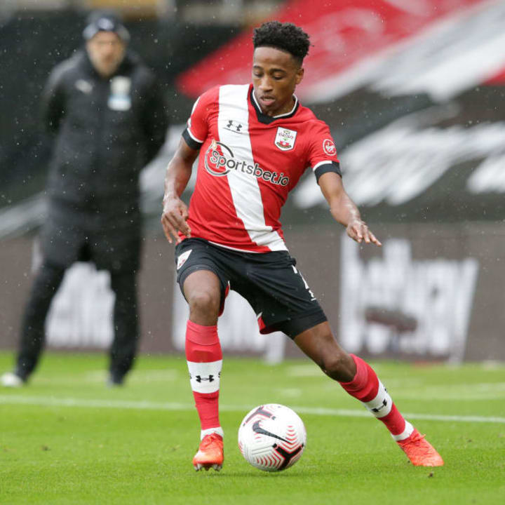 Walker-Peters has impressed with Southampton