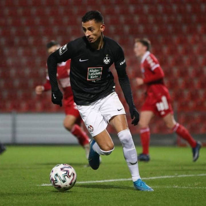 Kaiserslautern have fallen to the 3. Liga