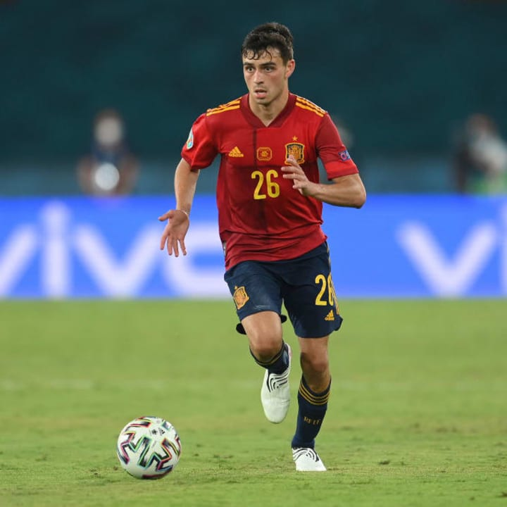 Pedri will one of the few Spain players to perform well against Sweden