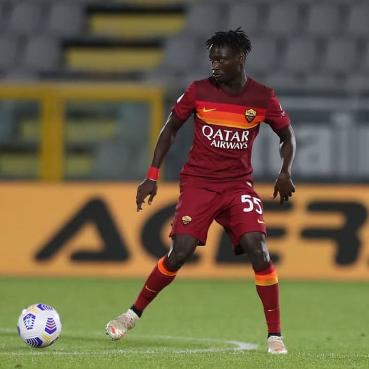 Ebrima Darboe could be on his way to the Premier League