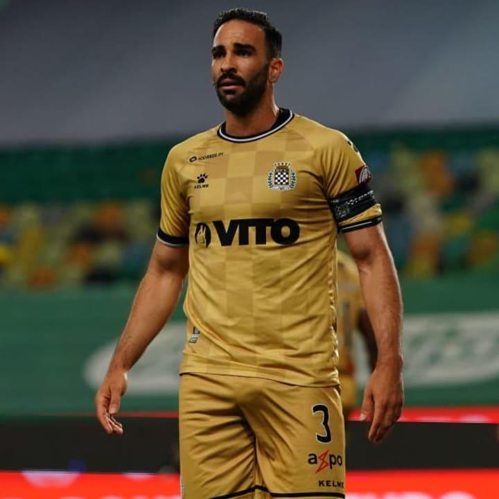 Adil Rami played for Boavista last season