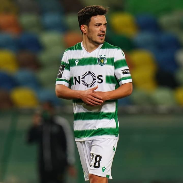 Goncalves has a €60m release clause with Sporting Cp