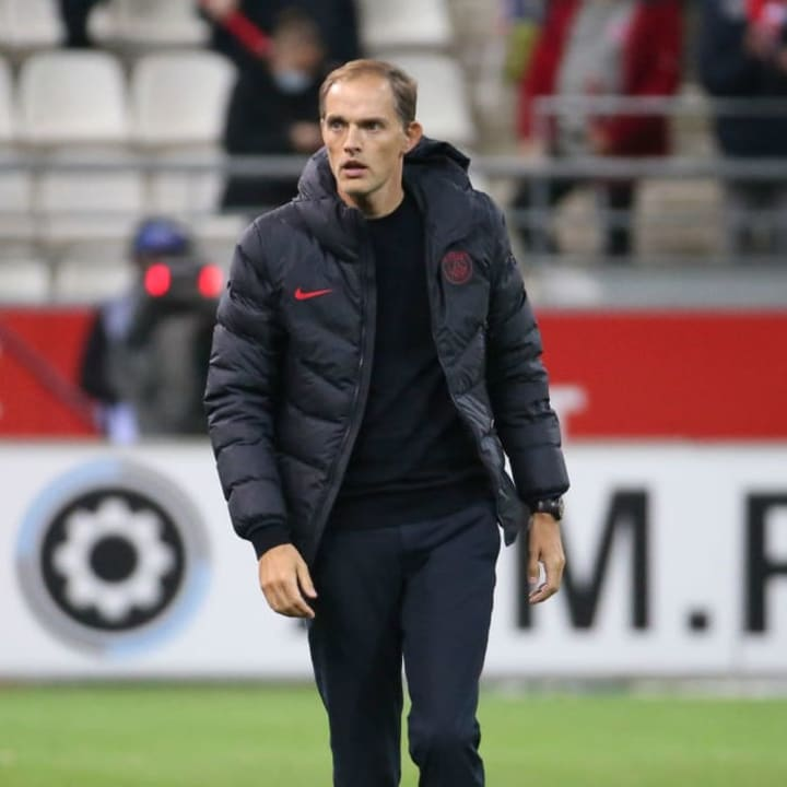Tuchel has agreed a contract
