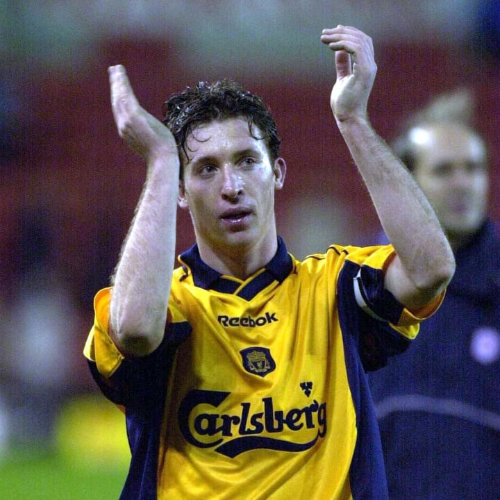 Robbie Fowler was a Liverpool hero