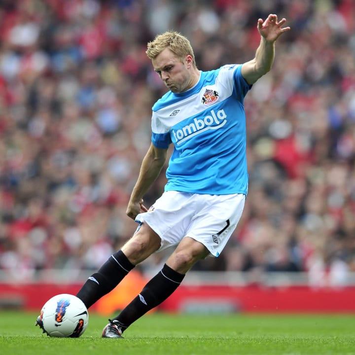 Sebastian Larsson of Sunderland