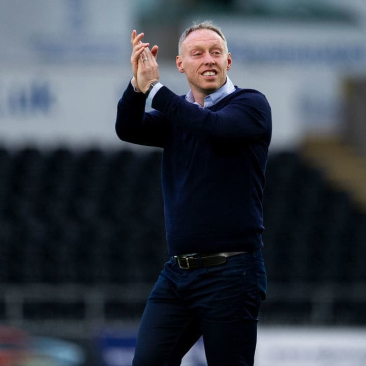 Steve Cooper's side stand in the way of Brentford this weekend