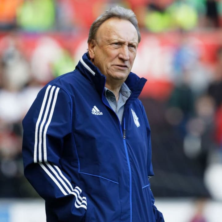 Neil Warnock is back in management after leaving Cardiff in November