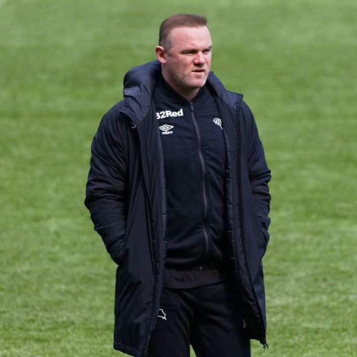 Wayne Rooney's side are under a transfer embargo for now
