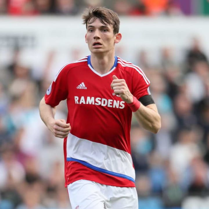 De Roon previously played in the Premier League for Middlesbrough