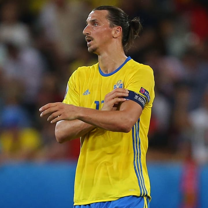 Ibrahimovic has previously complained about 'undercover racism' in Sweden