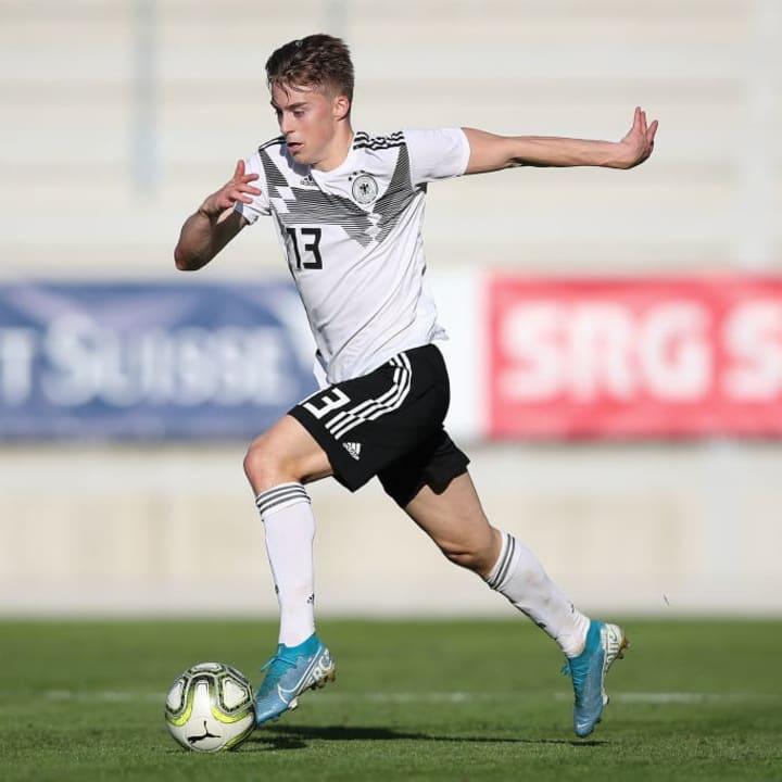 Gian-Luca Itter ist in Freiburg Dauer-Reservist