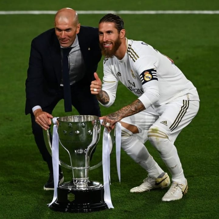 Zidane wants to be given more time