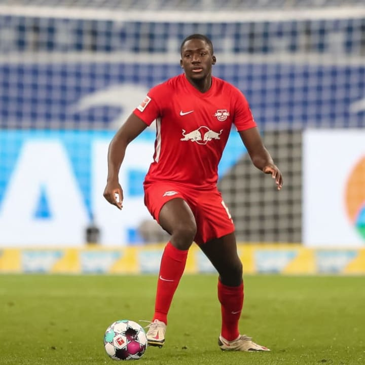 Ibrahima Konate has denied having any contact with Liverpool