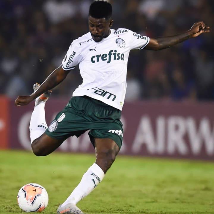 Ramires Palmeiras Crefisa Contratação