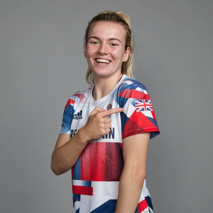 Lauren Hemp is one of the brightest young stars in England right now