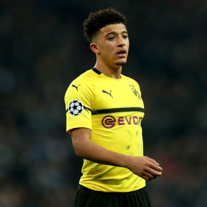 Sancho is wanted by just about everyone, but Manchester United remain favourites to land the Englishman