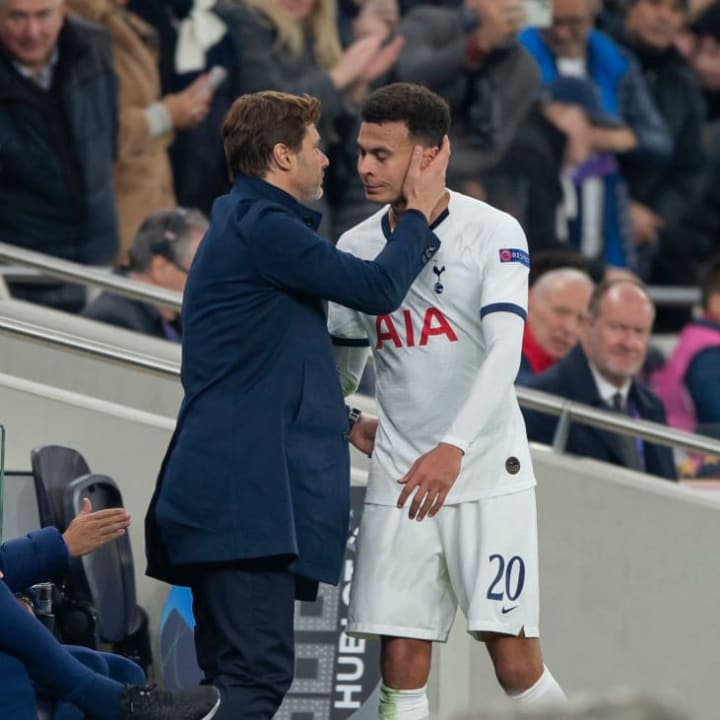 Pochettino hopes for a reunion with Alli