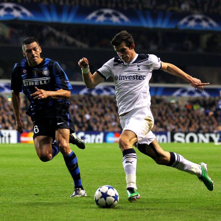 Bale shone against Inter back on home soil