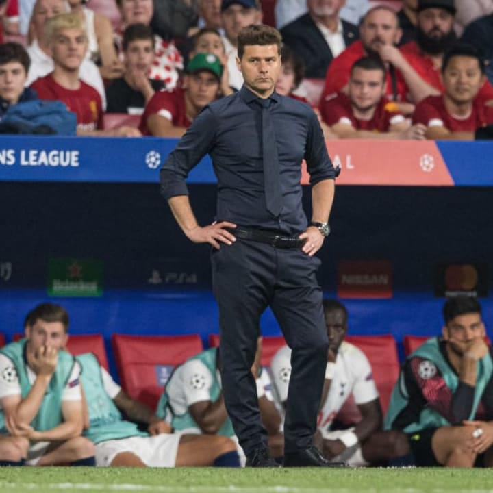 Pochettino says he has unfinished business at Spurs