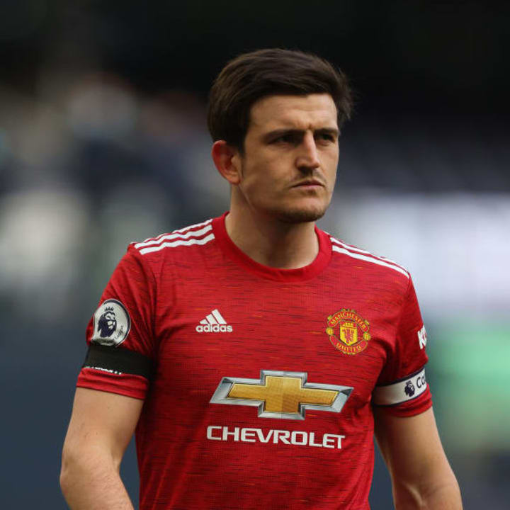 Harry Maguire is the most expensive Englishman ever