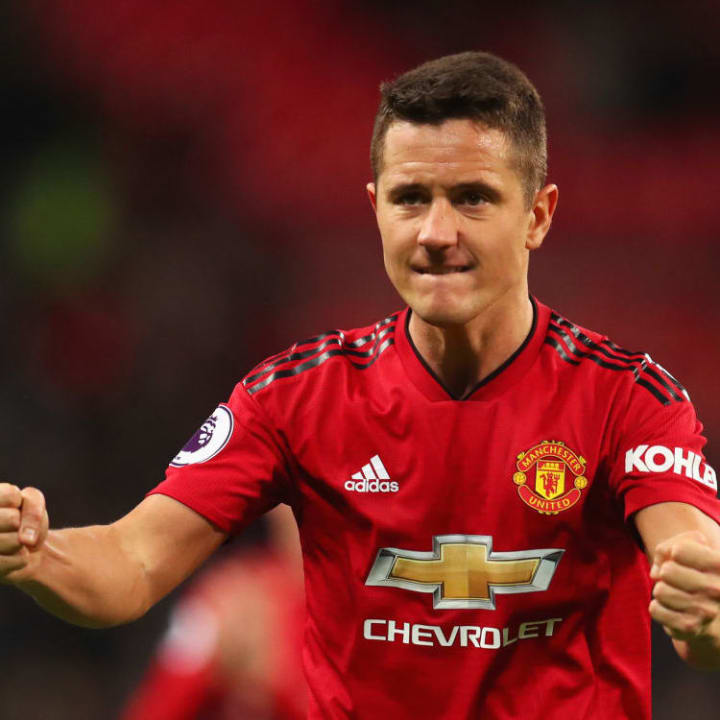 Herrera was a fan favourite at Old Trafford
