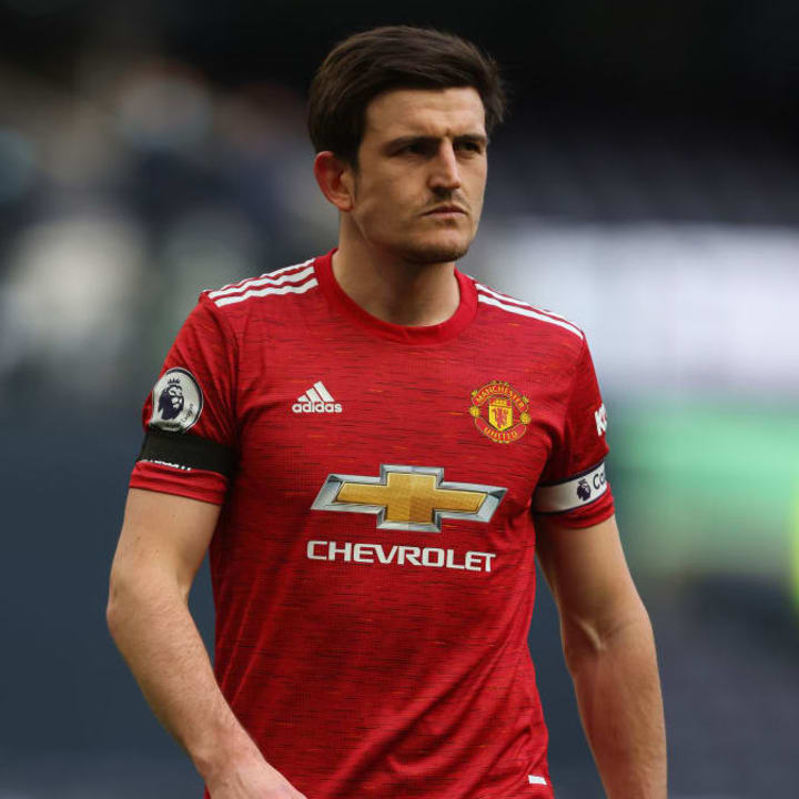 Man Utd want a long-term partner for Harry Maguire