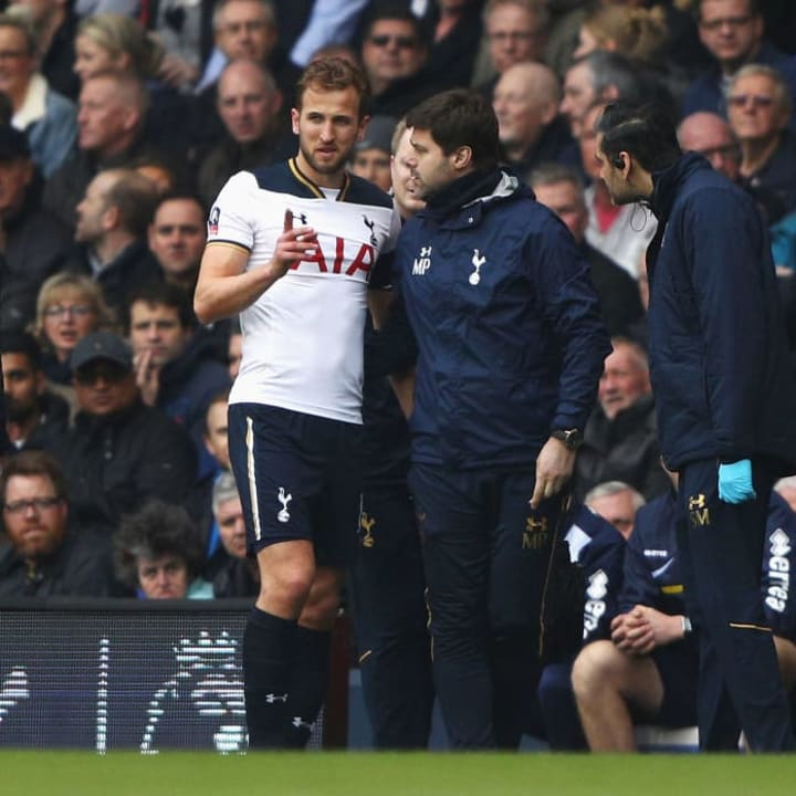 Pochettino helped bring the best out of Kane