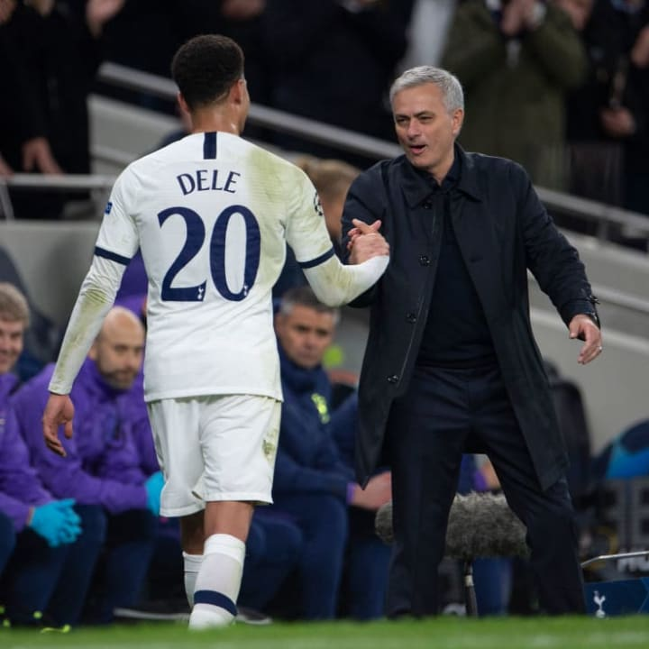 Mourinho was ready to let Dele go