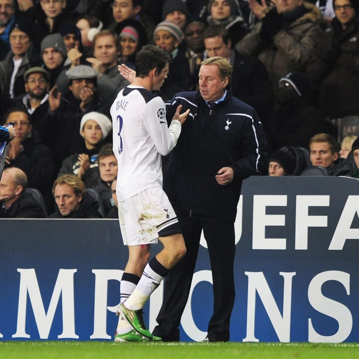 Redknapp knew he was watching something special