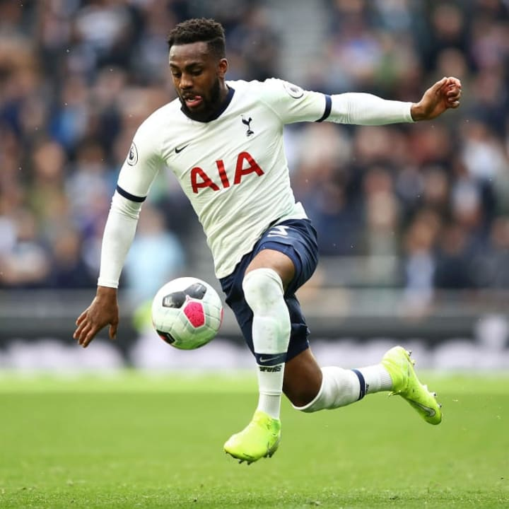 Danny Rose has been told he has no future at Spurs
