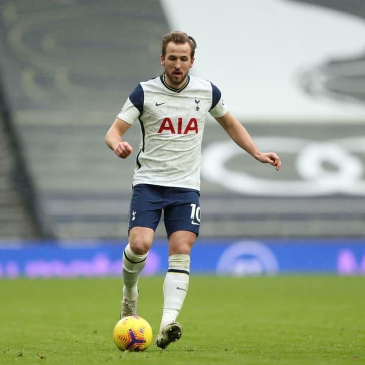 Kane made his return from injury