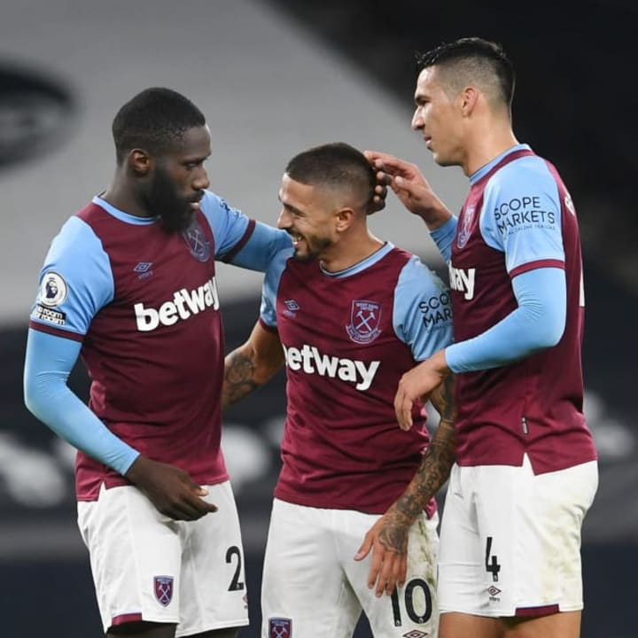West Ham are in better form than Man City