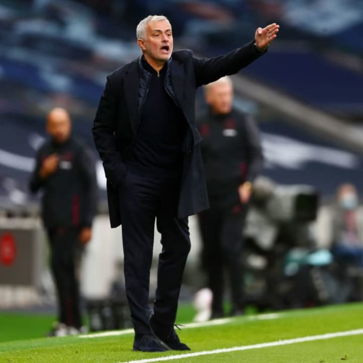 Jose Mourinho could deliver Tottenham's first Premier League title