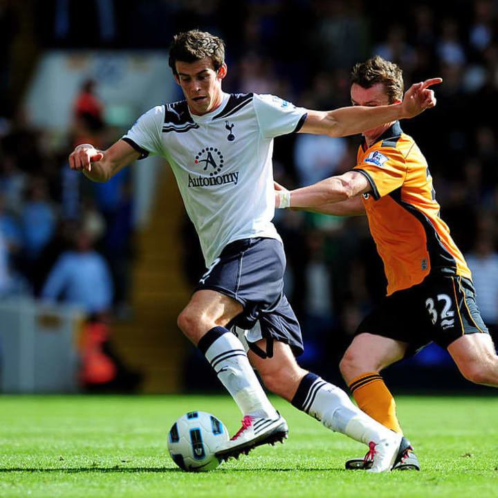 Bale had faced a lot of stick during his Tottenham career