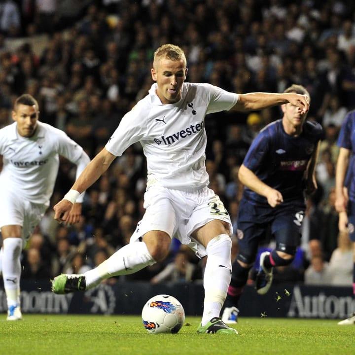 Striker Inggris Tottenham Hotspur Harr