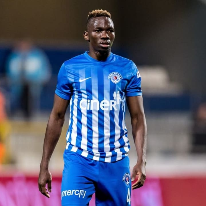 Kenneth Omeruo was the last Chelsea player to join Kasimpasa