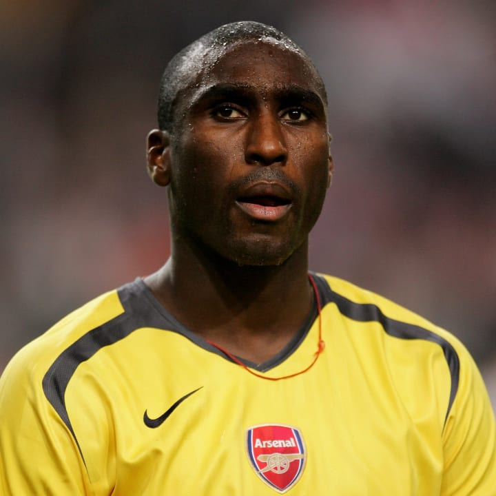 Sol Campbell was part of Arsenal's 'Invincibles' side