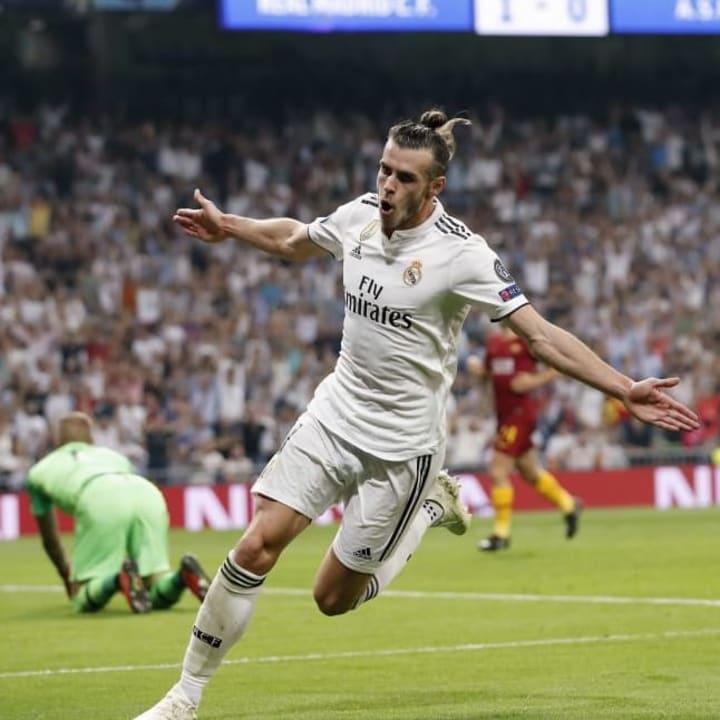 "UEFA Champions League""Real Madrid v AS Roma"""