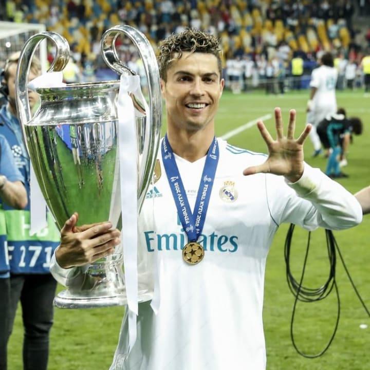 """Liga kejuaraan UEFA""""Real Madrid v Liverpool FC"""""""
