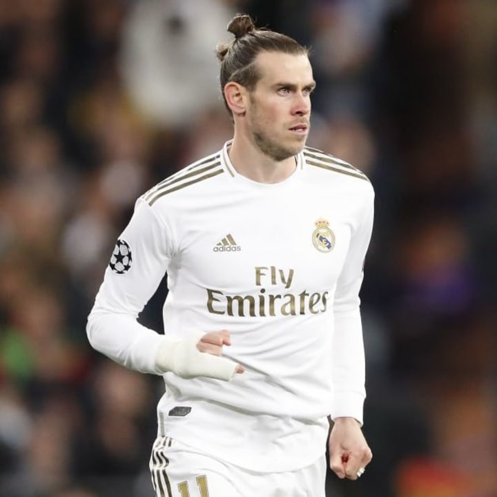 Bale has often stated an intention to see out his Real Madrid contract