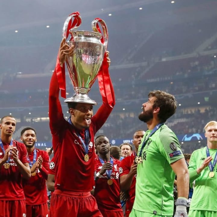 Van Dijk & Alisson have been the crucial differences for Liverpool