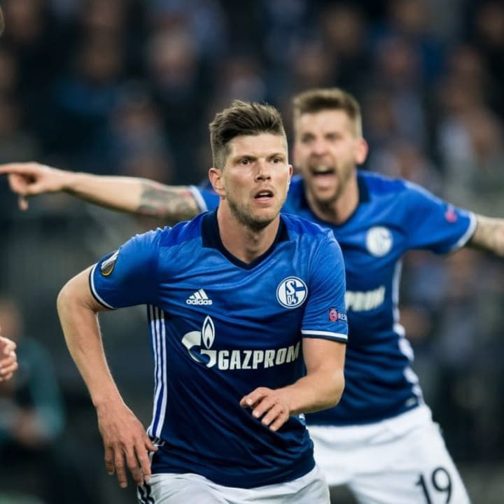 "UEFA Europa League""Schalke 04 v Ajax"""