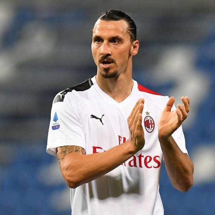 Ver algún día a Zlatan en la Liga MX sería todo un 'bombazo'.