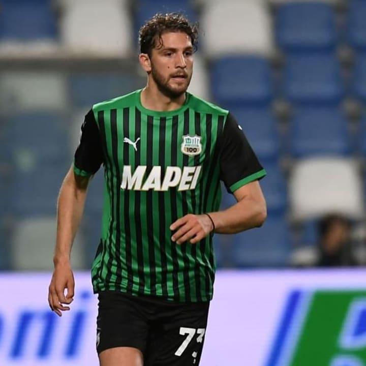 Sassuolo have valued Locatelli at €40m (£34.3m)