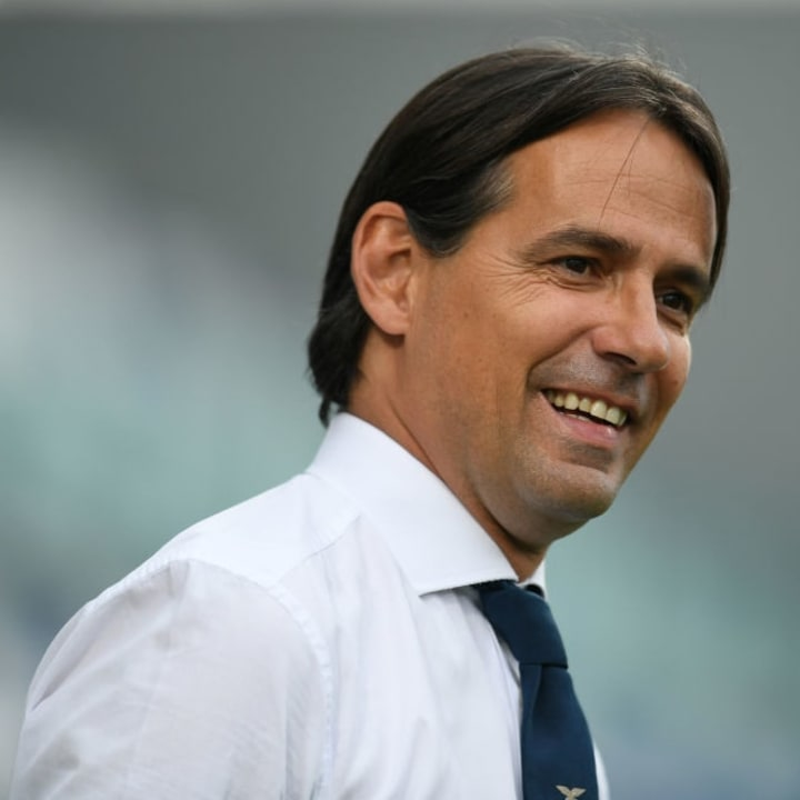 Simone Inzaghi could be the new man at Inter