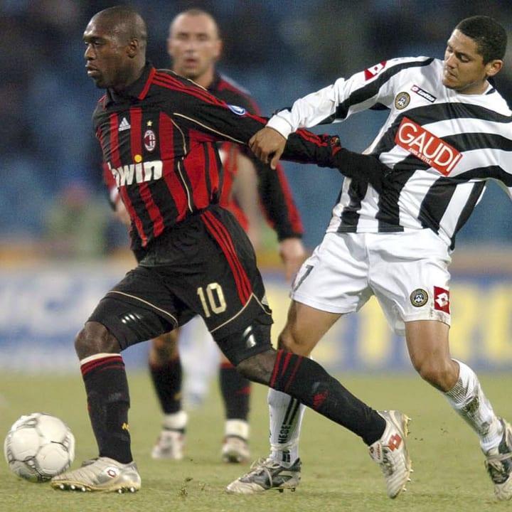 Paulo Vito Barreto, Clarence Seedorf