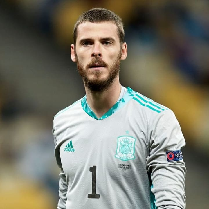 David de Gea is likely to start in goal for Spain on Thursday
