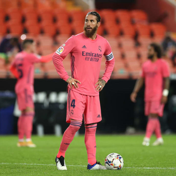 Ramos is keen to stay at Real if the right deal can be agreed